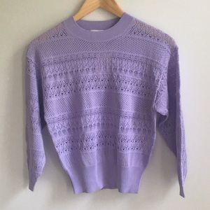 NWT Aritzia Wilfred knit sweater